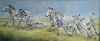 Animals Paintings d08a003-20x48