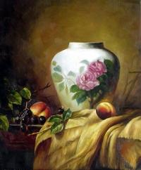 Still Life Paintings d08e006-20x24