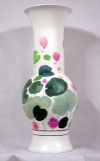 Wood Vases d08j003-12x30