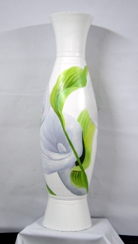 Wood Vases d08j004-12x42