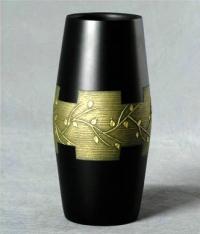 Wood Vases d08j016