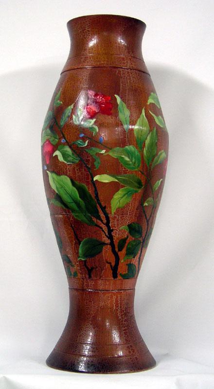 Wood Vases Sample d08j006-12x32